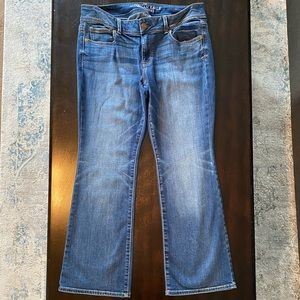 AEO Kick Boot Jeans Size 14 Short
